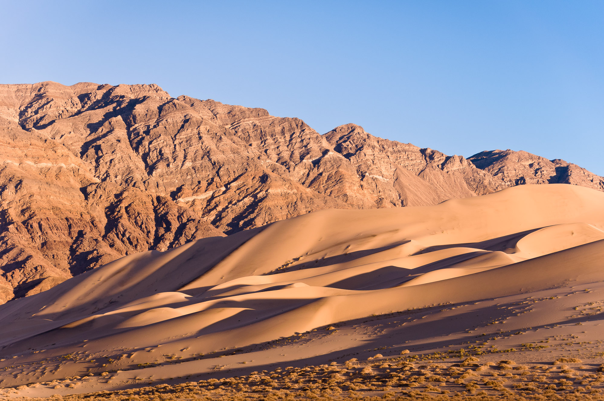 Eureka Dunes - Death Valley National Park, California