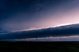 Roll cloud - Atwood, Kansas