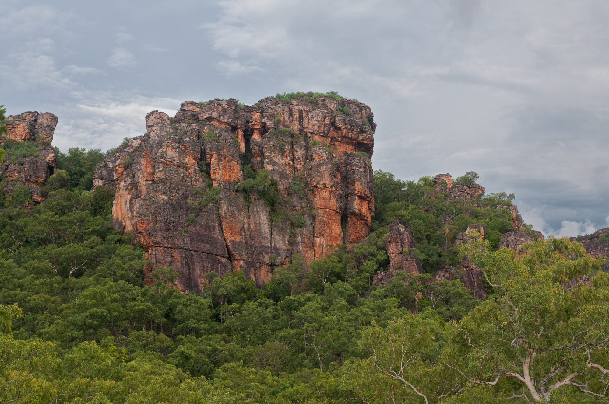 Arnhem Land Escarpment - Kakadu National Park, Northern Territory, Australia